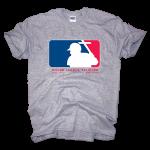Major League Believer tee shirt [gray]