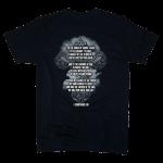 Pledge Allegiance Cross tee shirt [back]