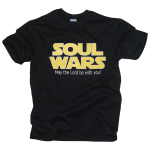 Soul Wars tee shirt [front]