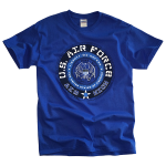 US Air Force blue [front]