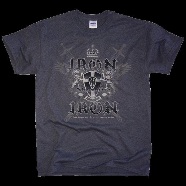 Iron Sharpens Iron Shirt Iron Sharpens Iron