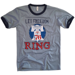 Let Freedom Ring Christian T-Shirt