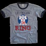 Let Freedom Ring Christian T-Shirt