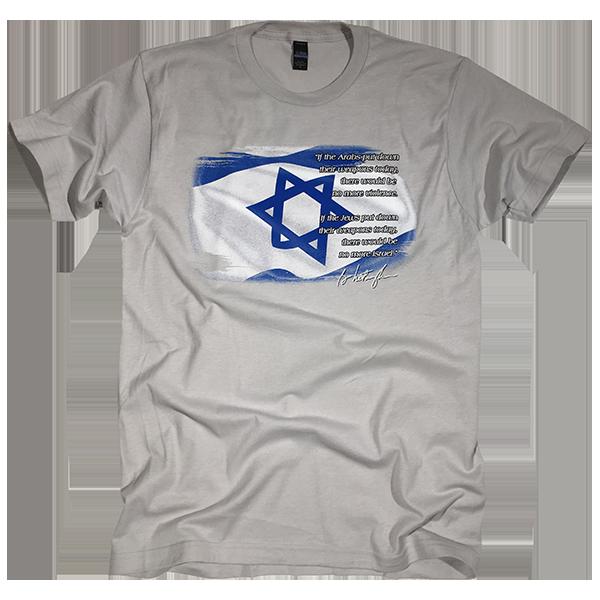 Netanyahu Israel Quote