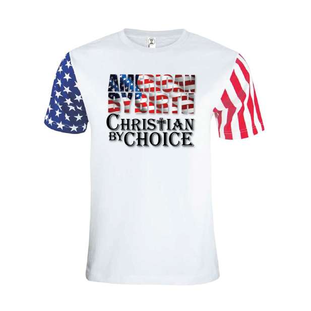 American By Birth Shirt 1